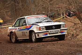 Wyedean Rally 2010 in the Forest of Dean, taken by Rob Ward