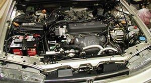 Accord honda Engine