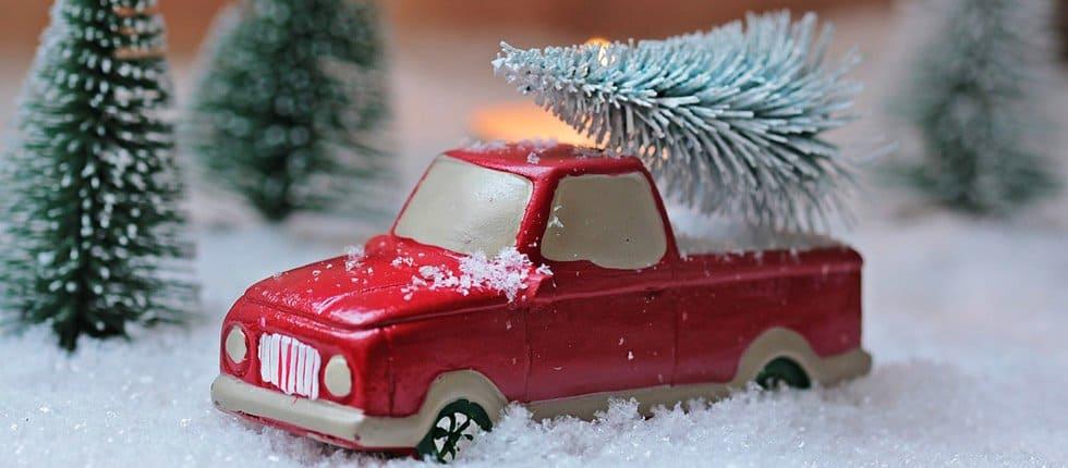 christmas garage door decorations
