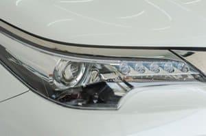 aftermarket headlights modern car
