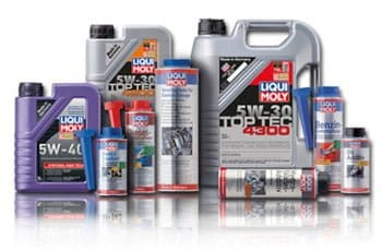 Liqui Moly dpf cleaning fluid