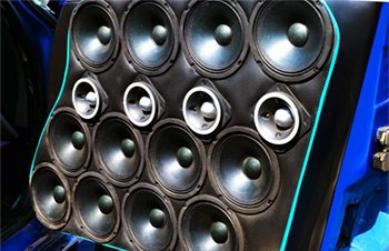 car amps for subs
