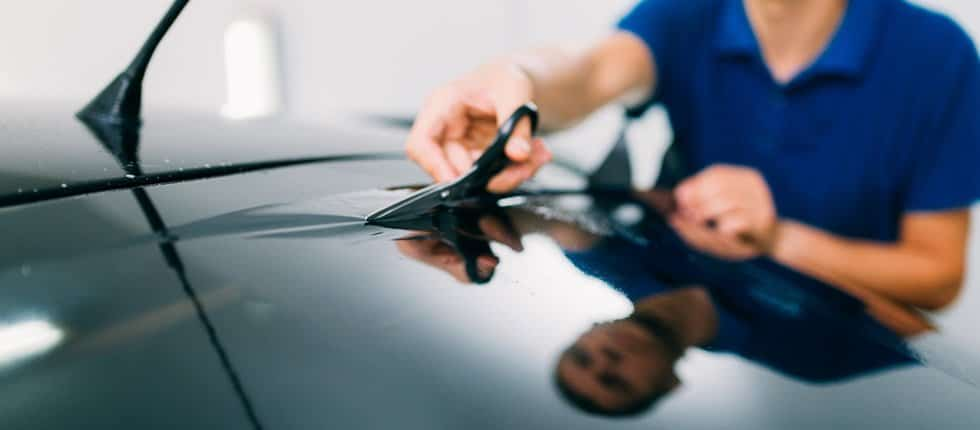 how to remove tint from car windows