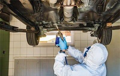 anti corrosion spray for cars