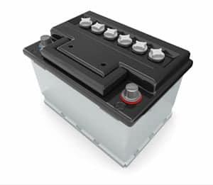normal car battery voltage range