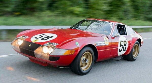 1969 FERRARI 365 GTB4