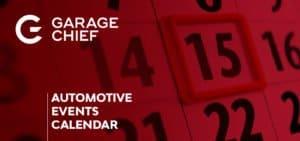 automotive events calendar