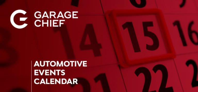 automotive events calendar