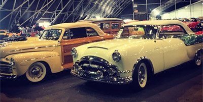 classic cars 1950