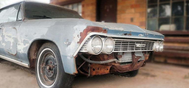 how to prevent rust on cars