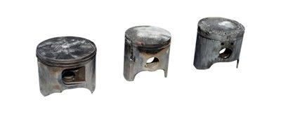 knock sensor problems damage to piston