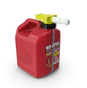 where to dispose of old gas container
