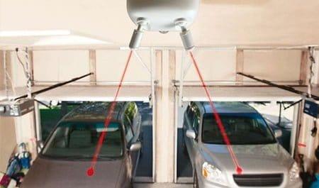 Garage Parking Laser
