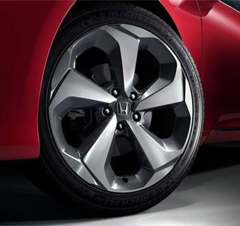 Honda Accord tire review