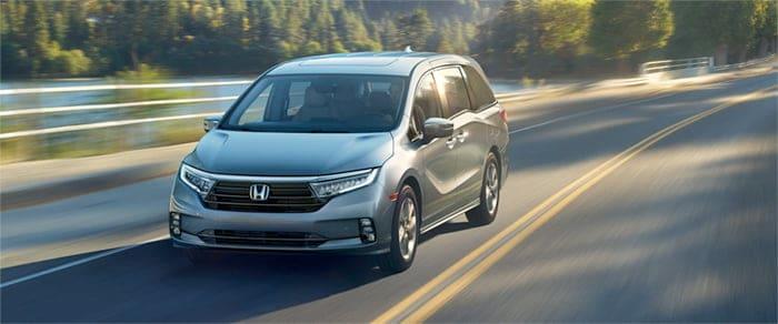Honda Odyssey Tire Reviews