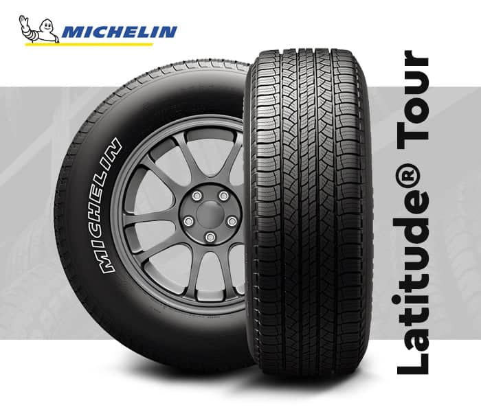 SUV/Crossover Latitude Tour MICHELIN