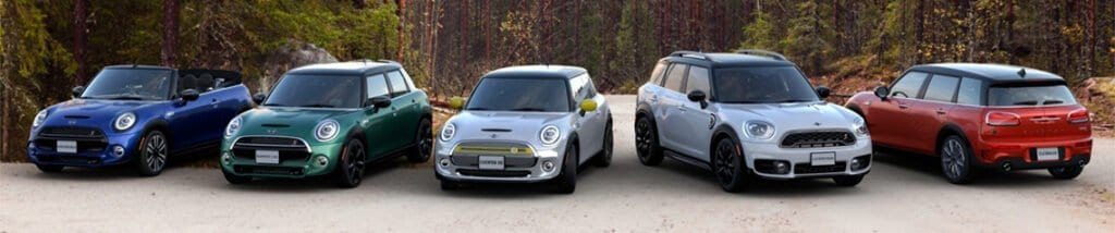 Tires For Mini Cooper trim levels