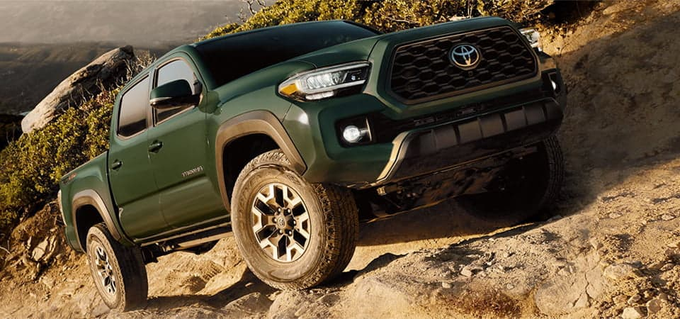 5 Best Tires For Toyota Tacoma (2020 Update)