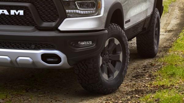 dodge ram 1500 tires reviews