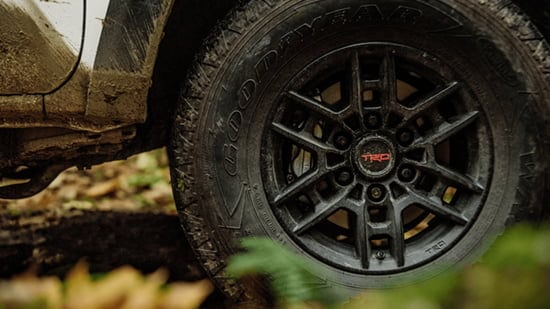 goodyear Tires For Toyota Tacoma