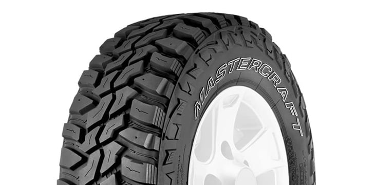 Mastercraft Courser MXT All-Season Tire Review