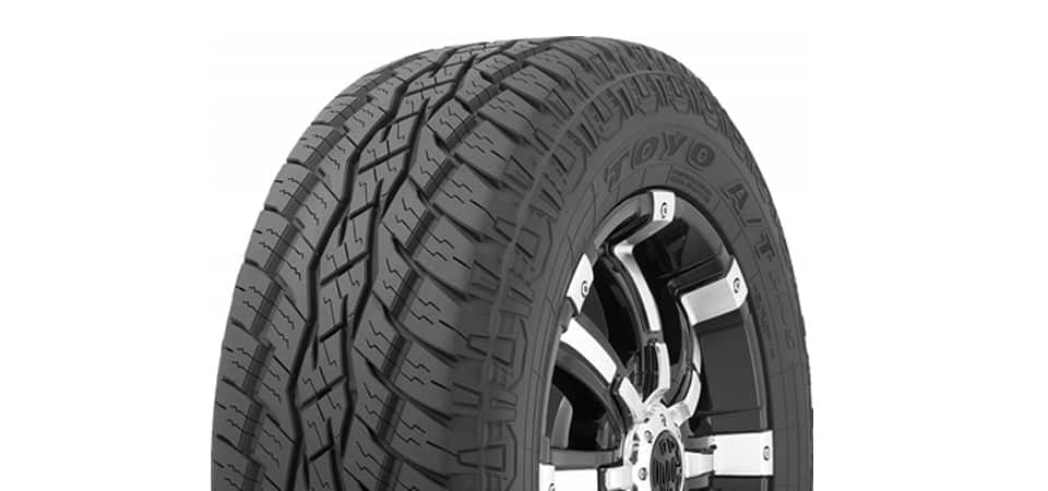 Toyo Open Country A/T 2 All Terrain Tire Review