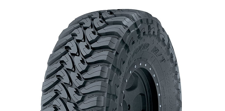 Toyo Open Country M/T Great Traction Tire Review