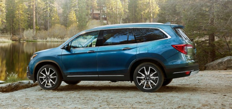 Best Tires For Honda Pilot